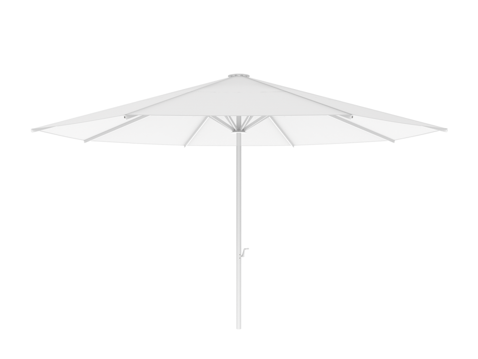 Sonnenschirm Teleskopschirm ø6m rund