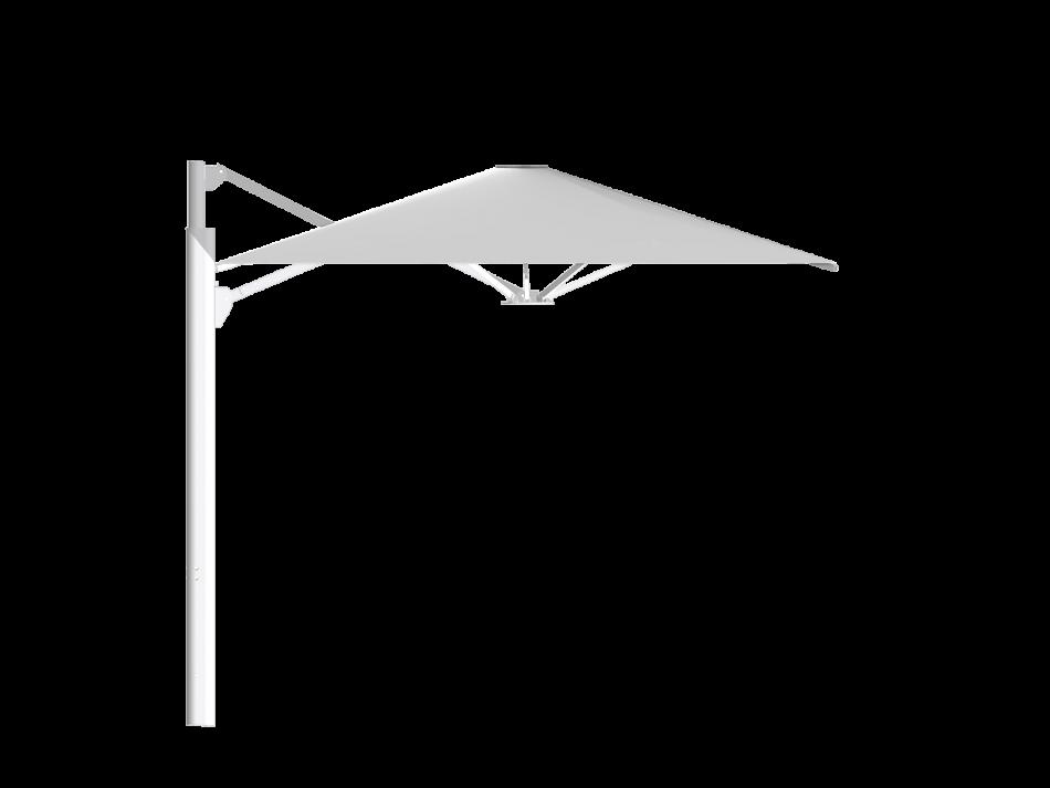 Sonnenschirm Ampelschirm SA 3x3m quadratisch
