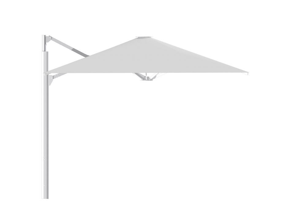 Cantilever umbrella type SA 13ft square