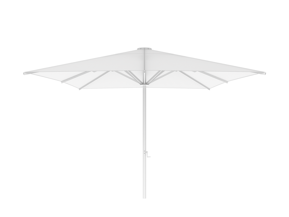 Telescopic umbrella 13x13 ft type T
