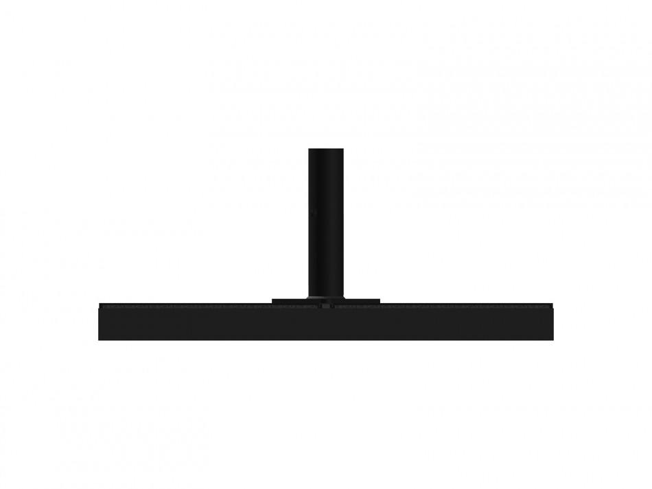 Verankerungsset (Rahmenständer) Typ 508/060, inkl. Adpater, anthrazit (verzinkt / anthrazit bepulver