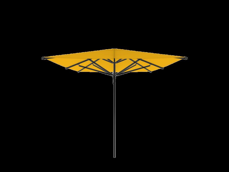 Sonnenschirm S16 2,5x2,5m rechteckig
