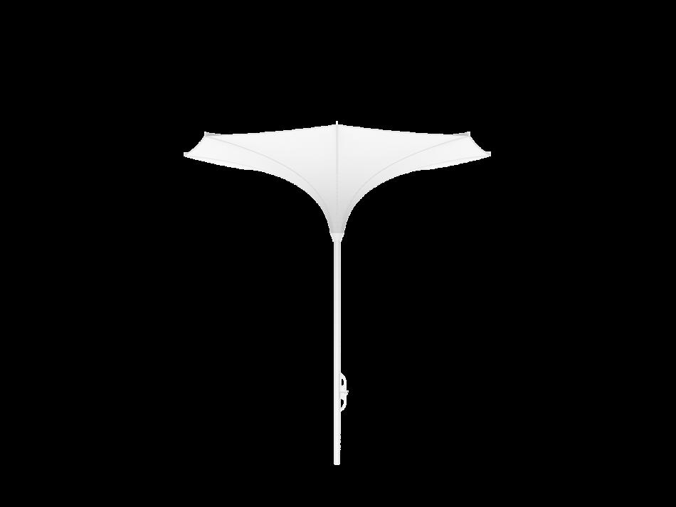 Sonnenschirm Tulpenschirm EH ø3m rund