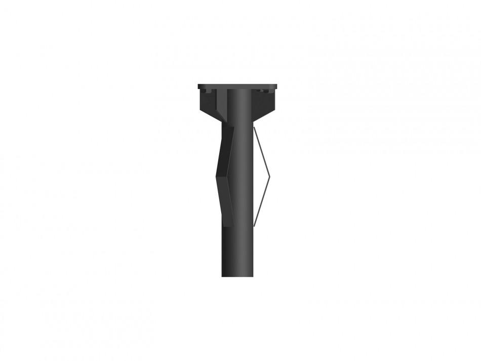 Einbauteil Typ 080, feuerverzinkt, 1-teilig, Länge 450 mm
