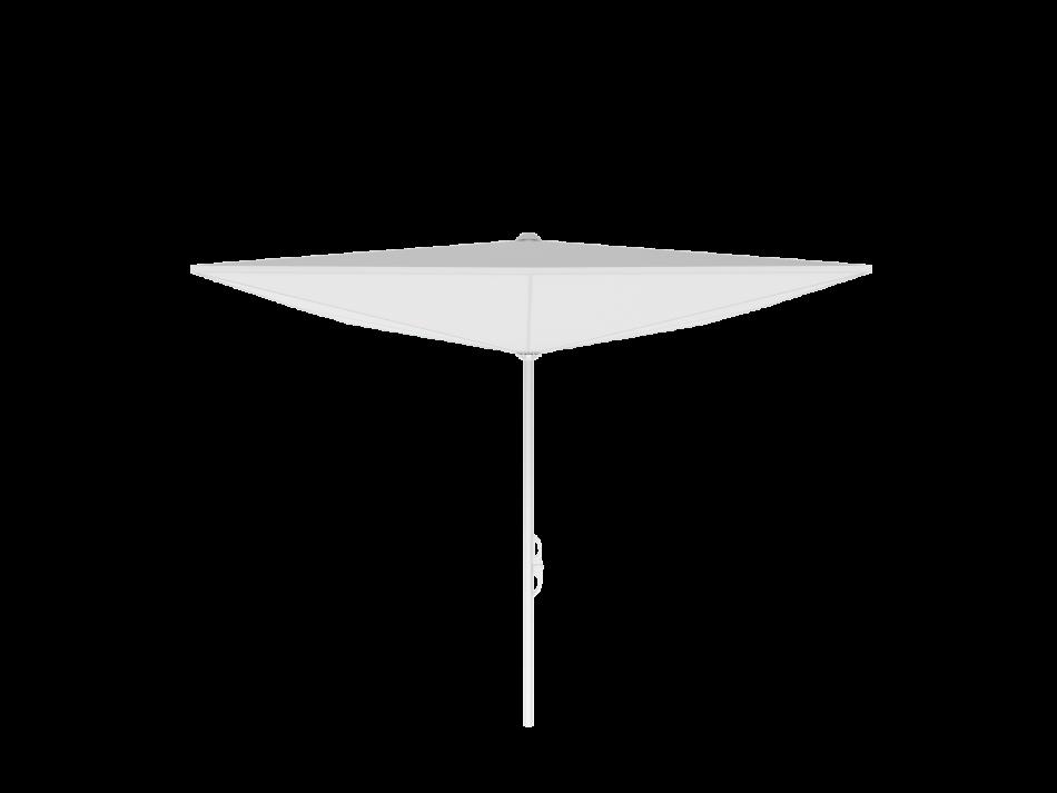 Sonnenschirm Doppelmembranschirm AVH 3x3m rechteckig